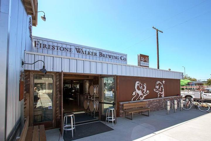 Pet Friendly Firestone Walker Taproom