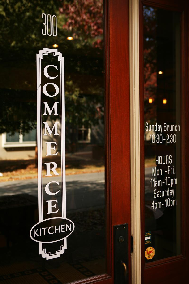 Commerce Kitchen Is Pet Friendly