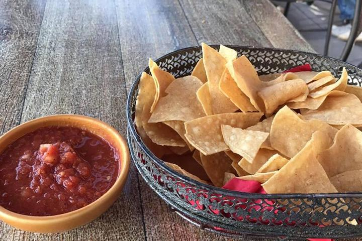 Pet Friendly Blue Moon Mexican Cafe