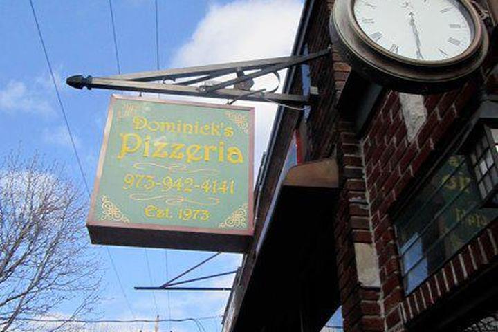 Pet Friendly Dominick's Pizzeria