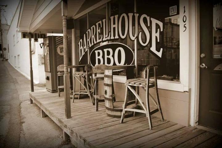 Pet Friendly Barrelhouse BBQ