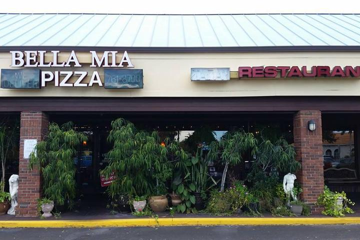 Pet Friendly Bella Mia Pizzeria