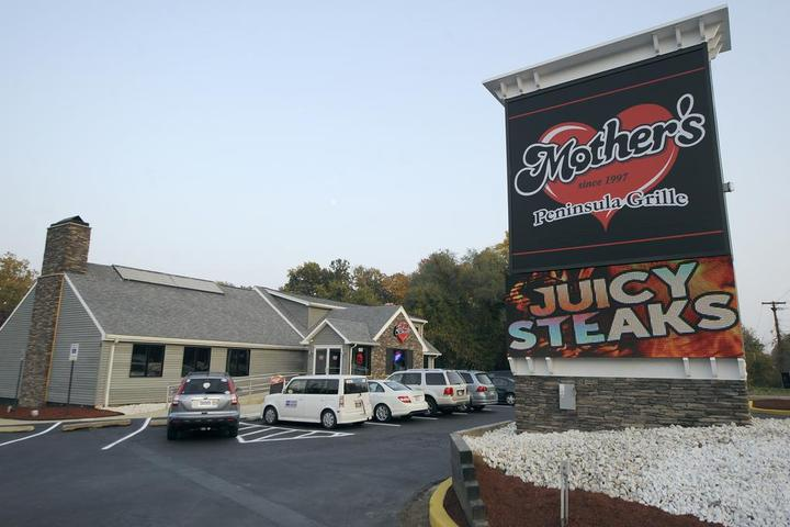 Pet Friendly Mother's Peninsula Grille