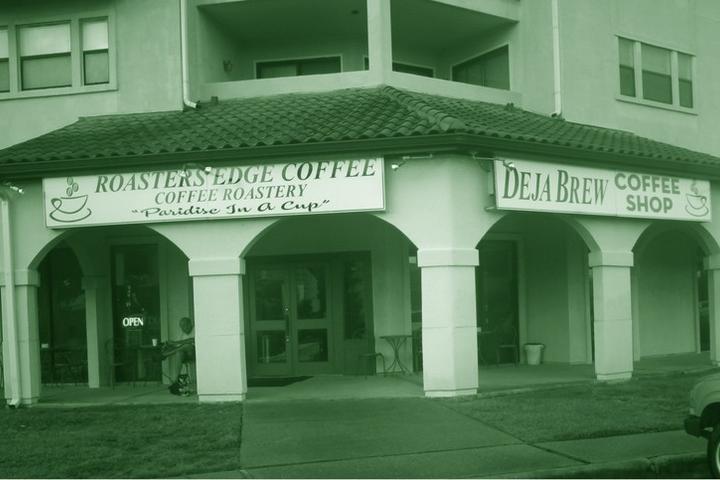 Pet Friendly Deja Brew Coffee Shop