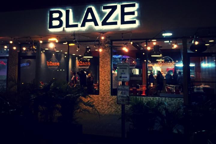 Pet Friendly Blaze Tex-Mex BBQ