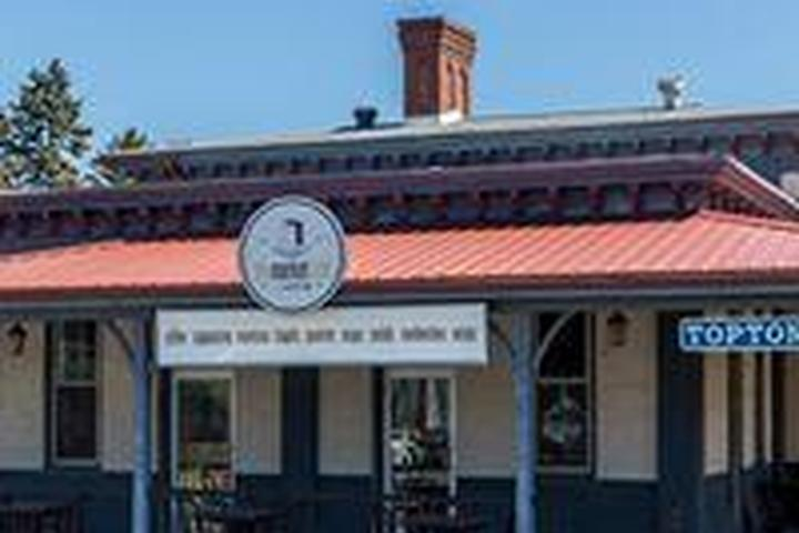 Pet Friendly The Market Cafe & Catering