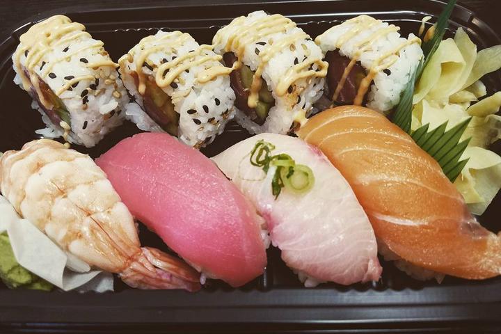 Pet Friendly Ocean Sushi Deli
