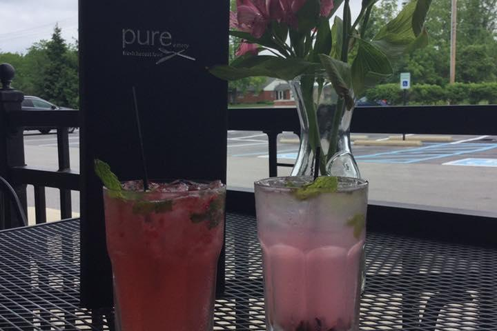 Pet Friendly Pure Eatery