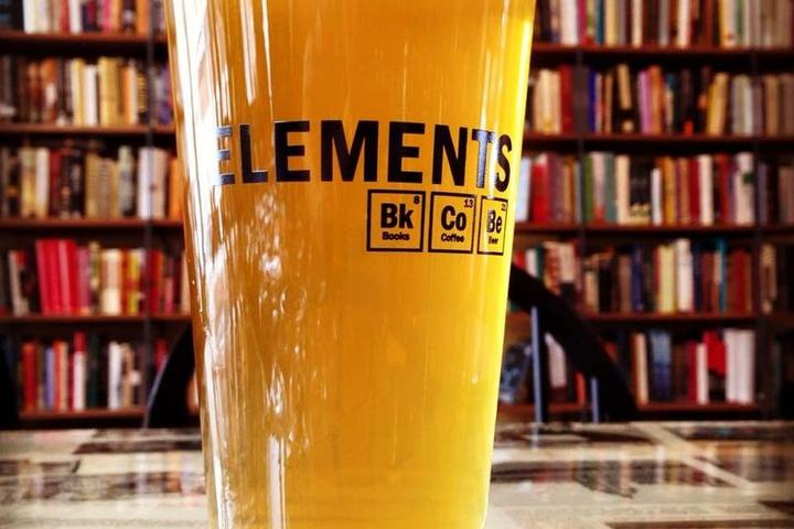 Pet Friendly Elements Books Coffee Beer
