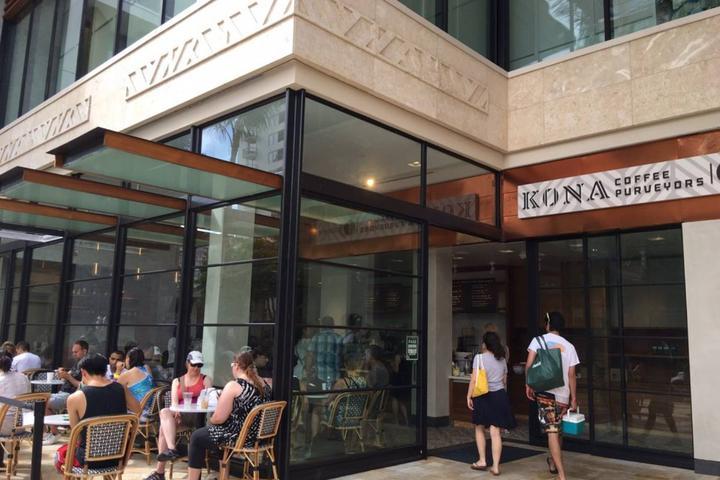 Pet Friendly Kona Coffee Purveyors