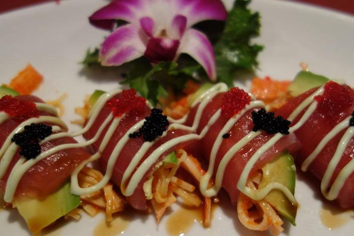 Pet Friendly Rock'n Sushi Asian Bistro