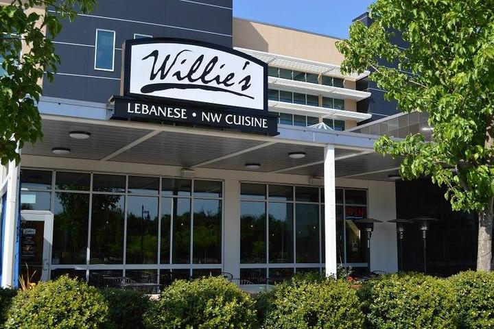 Pet Friendly Willie's Lebanese and NW Cuisine