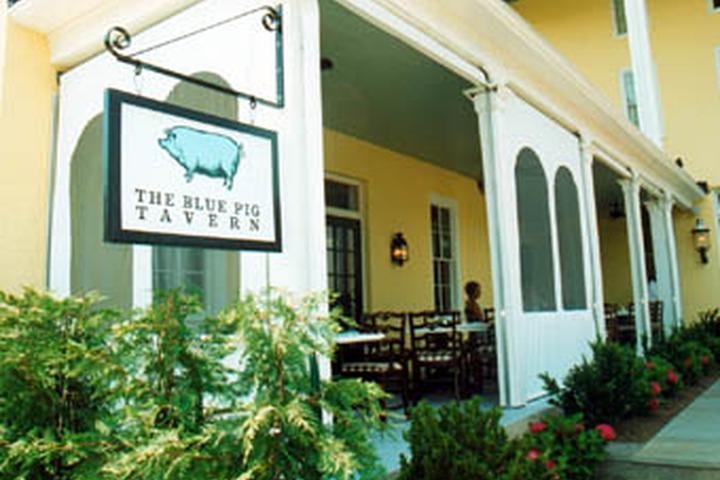 Pet Friendly Blue Pig Tavern