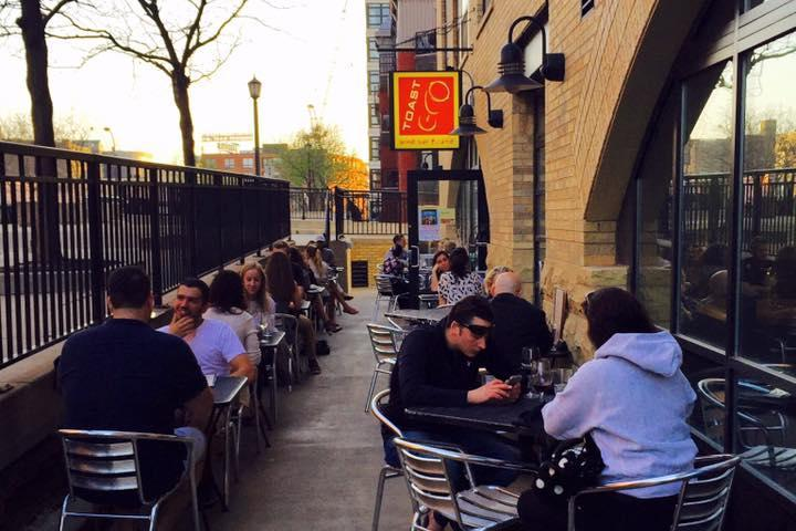 Pet Friendly Toast Wine Bar & Cafe