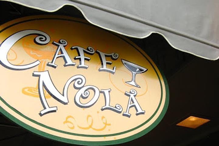 Pet Friendly Cafe Nola