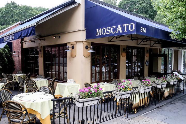 Pet Friendly Moscato