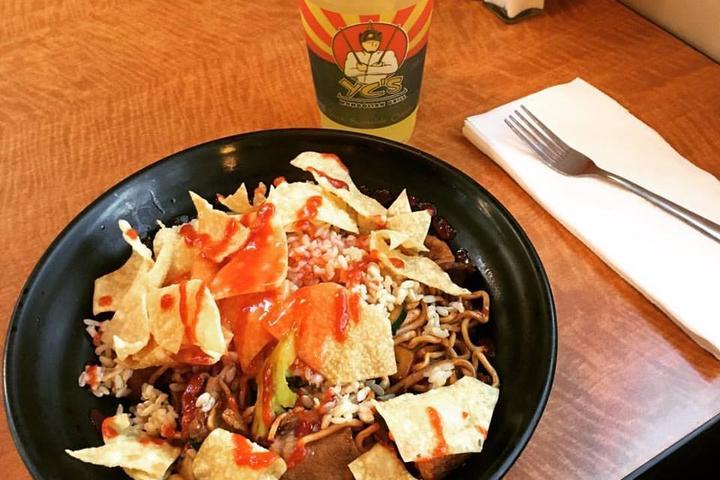 Pet Friendly YC's Mongolian Grill