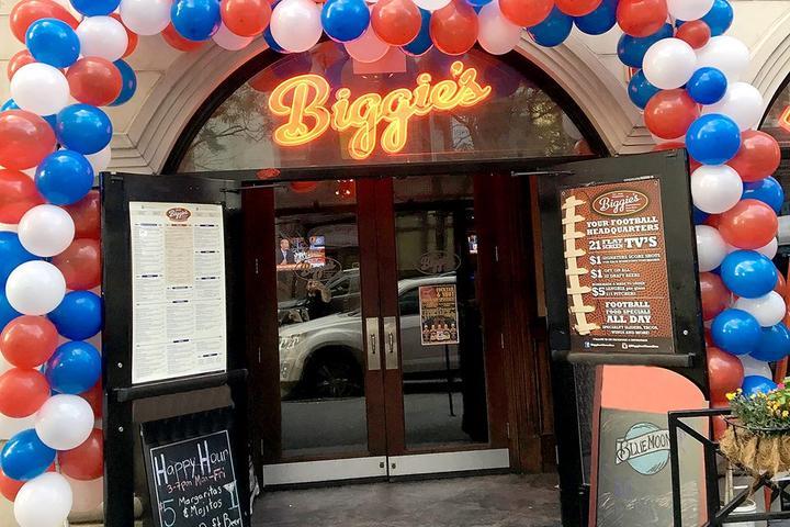Pet Friendly Biggie's Hoboken