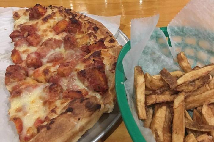 Pet Friendly Indigo Pizza