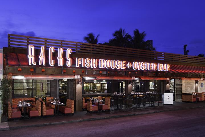 Pet Friendly Racks Fish House & Oyster Bar