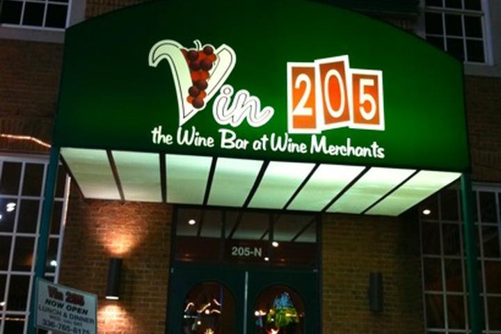 Pet Friendly Wine Merchants & Vin205 Wine Bar