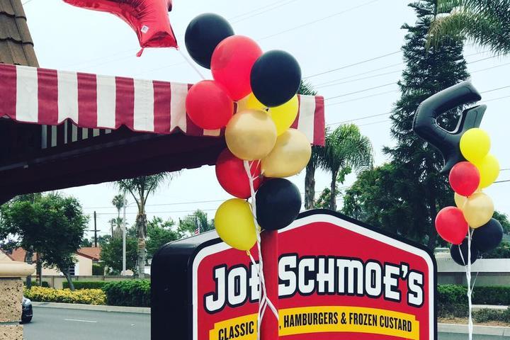 Pet Friendly Joe Schmoe's