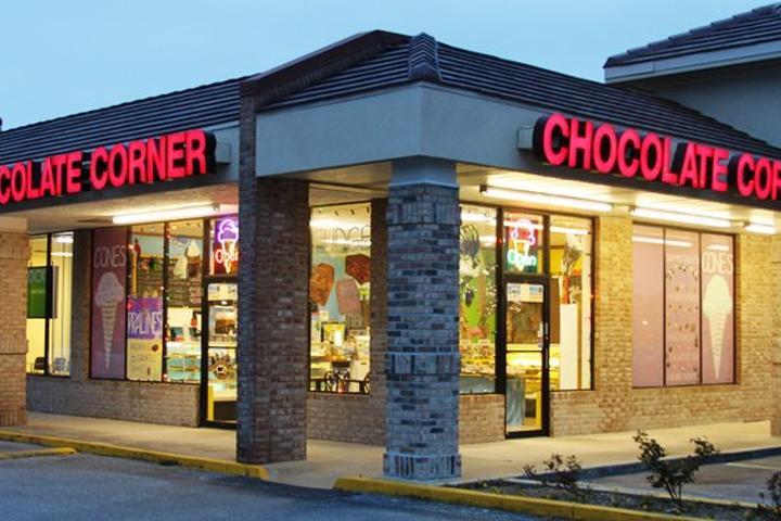 Pet Friendly Chocolate Corner