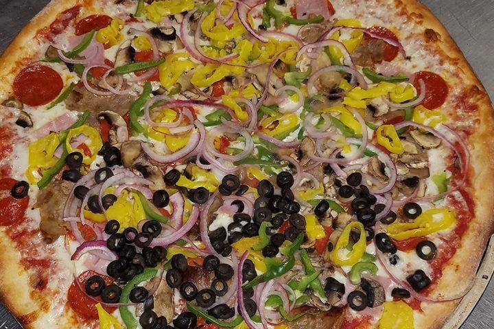 Pet Friendly Ozona Pizza