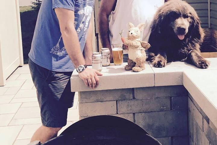 Pet Friendly Black Hog BBQ