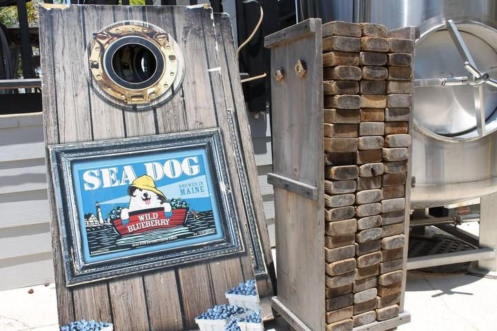 Pet Friendly Sea Dog Brewing Company