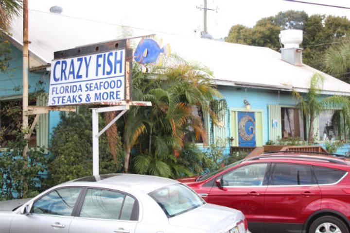 Pet Friendly Crazy Fish Bar & Grill