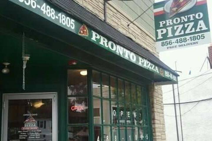 Pet Friendly Pronto Pizza