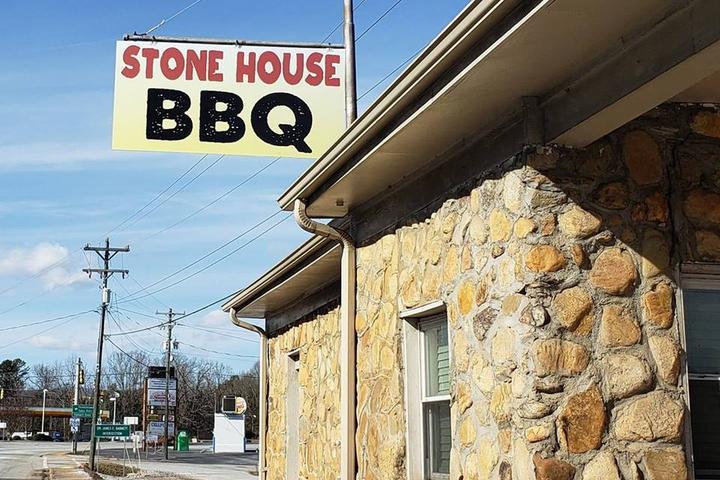 Pet Friendly Stone House BBQ