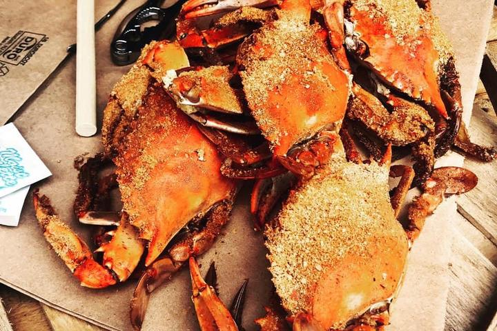 Pet Friendly Grappling Crab Shack