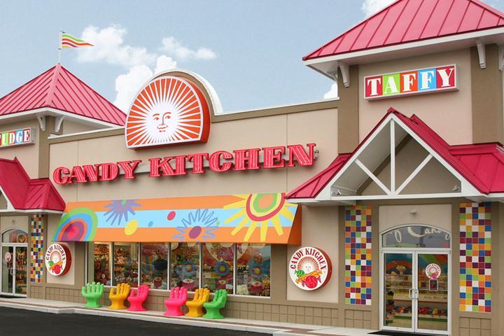 Pet Friendly Candy Kitchen