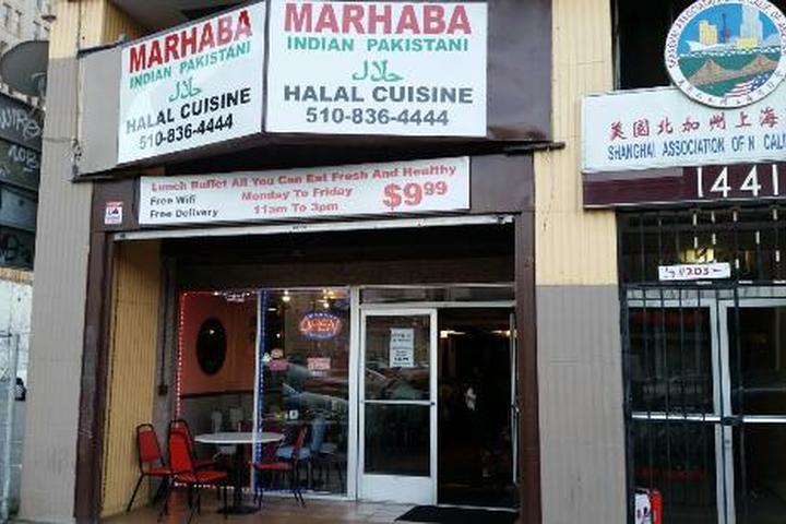 Pet Friendly Marhaba Indian & Pakistani Halal Cuisine