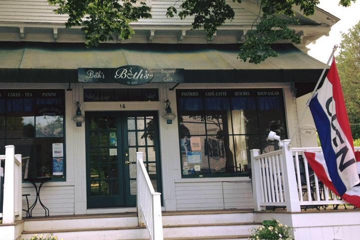 Pet Friendly Beth's Bakery & Cafe