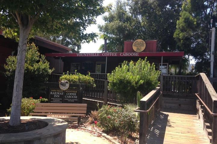 Pet Friendly Yountville Coffee Caboose