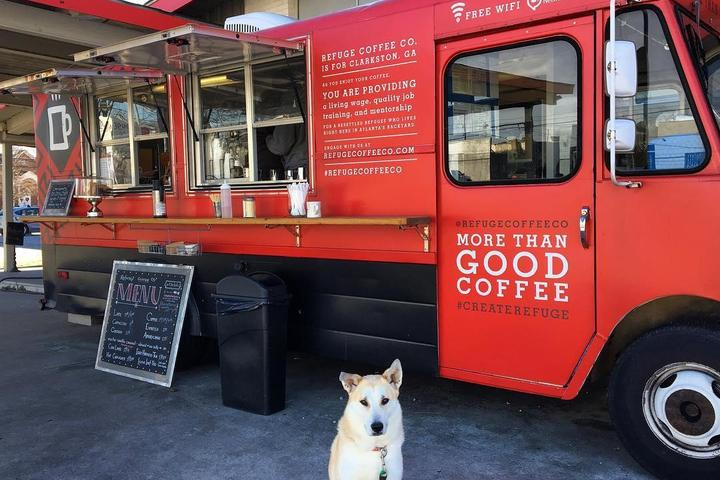 Pet Friendly Refuge Coffee Co.