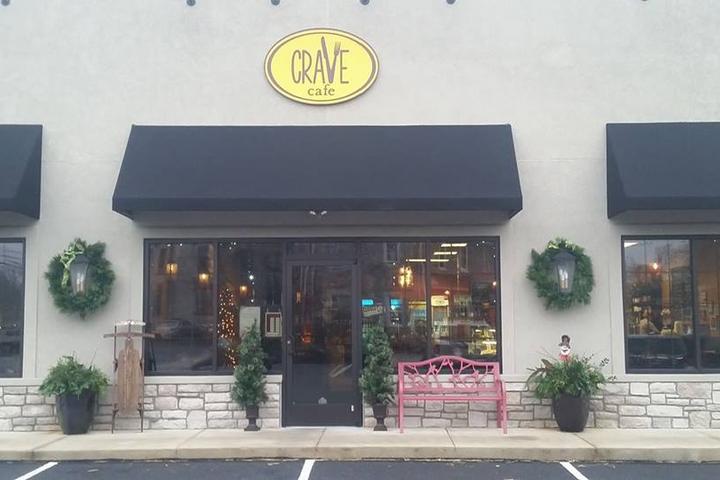 Pet Friendly Crave Cafe