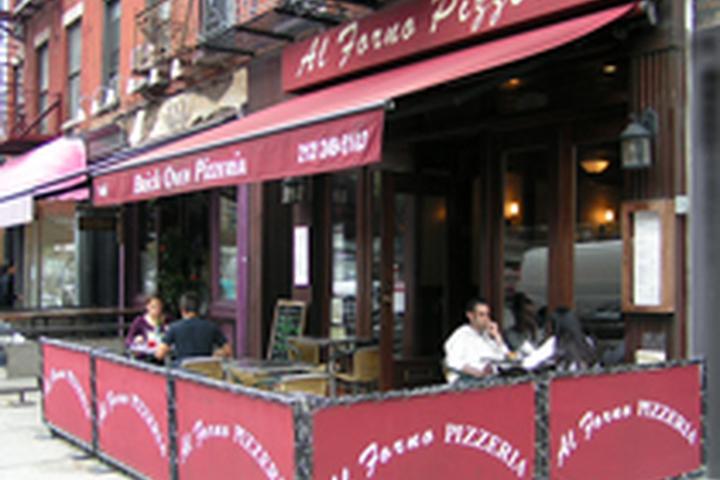 Pet Friendly Al Forno Pizzeria