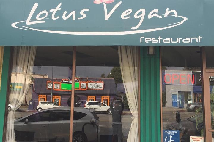 Pet Friendly Lotus Vegan