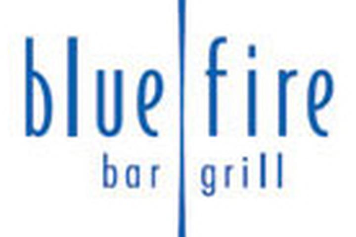Pet Friendly Blue Fire Grill