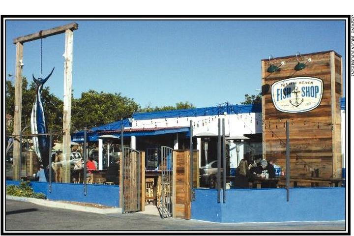 Pet Friendly Pacific Beach Fish Shop