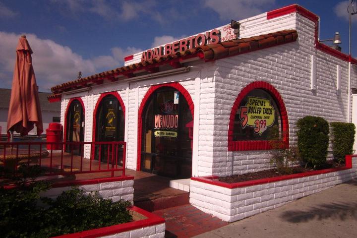 Pet Friendly Adalberto's Mexican Food