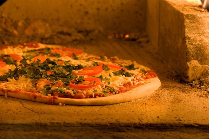 Pet Friendly Bullman's Wood Fired Pizza