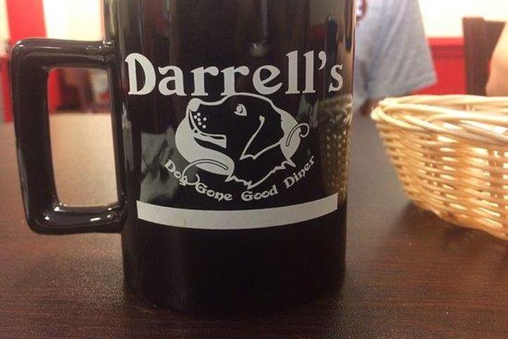Pet Friendly Darrell's Dog Gone Good Diner