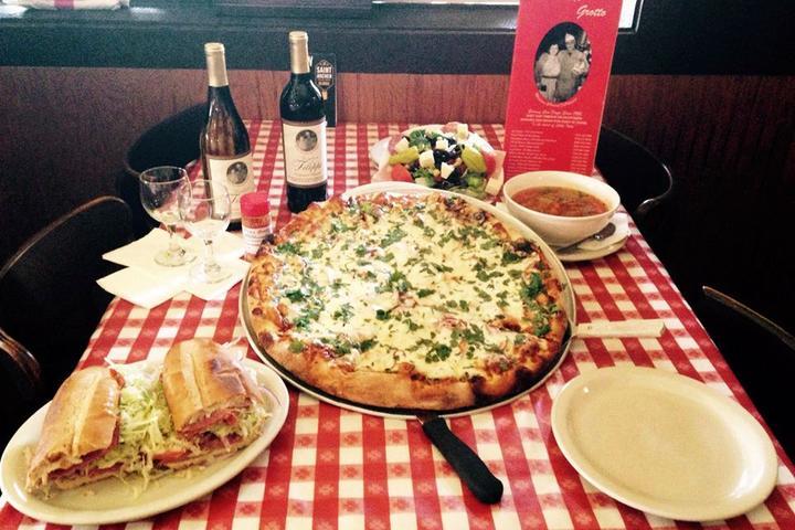 Pet Friendly Filippi's Pizza Grotto