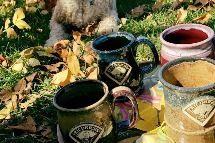 Pet Friendly Friedrichs Coffee