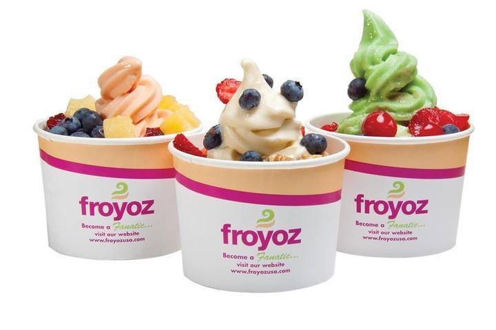 Pet Friendly Froyoz